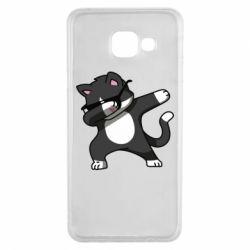 Чохол для Samsung A3 2016 Cat SWAG