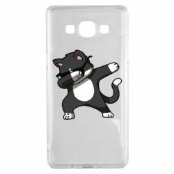 Чохол для Samsung A5 2015 Cat SWAG