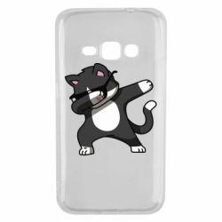 Чохол для Samsung J1 2016 Cat SWAG