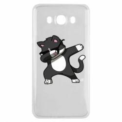 Чохол для Samsung J7 2016 Cat SWAG