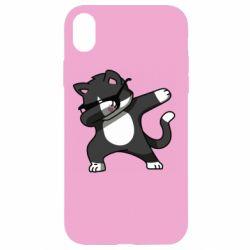 Чохол для iPhone XR Cat SWAG