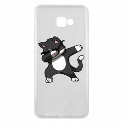 Чохол для Samsung J4 Plus 2018 Cat SWAG