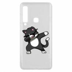 Чохол для Samsung A9 2018 Cat SWAG