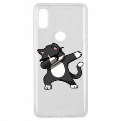 Чохол для Xiaomi Mi Mix 3 Cat SWAG