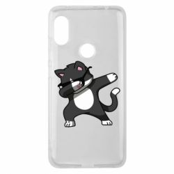 Чохол для Xiaomi Redmi Note Pro 6 Cat SWAG