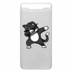 Чохол для Samsung A80 Cat SWAG