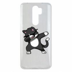 Чохол для Xiaomi Redmi Note 8 Pro Cat SWAG