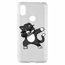 Чохол для Xiaomi Redmi S2 Cat SWAG