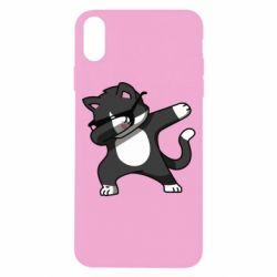 Чохол для iPhone X/Xs Cat SWAG