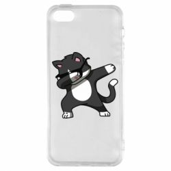 Чохол для iphone 5/5S/SE Cat SWAG