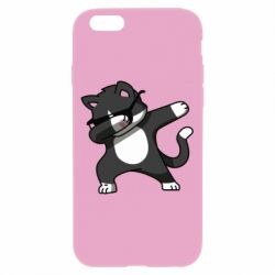 Чохол для iPhone 6/6S Cat SWAG