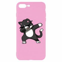 Чохол для iPhone 8 Plus Cat SWAG