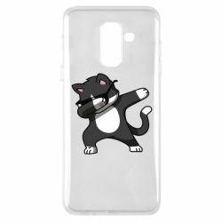 Чохол для Samsung A6+ 2018 Cat SWAG