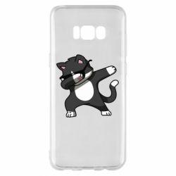 Чохол для Samsung S8+ Cat SWAG