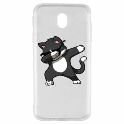 Чохол для Samsung J7 2017 Cat SWAG
