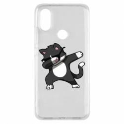 Чохол для Xiaomi Mi A2 Cat SWAG