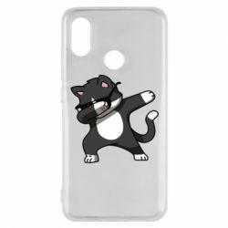 Чохол для Xiaomi Mi8 Cat SWAG