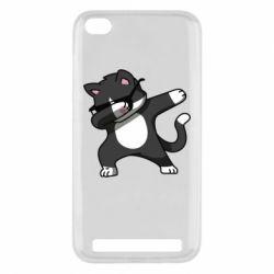 Чехол для Xiaomi Redmi 5a Cat SWAG