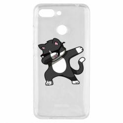 Чехол для Xiaomi Redmi 6 Cat SWAG