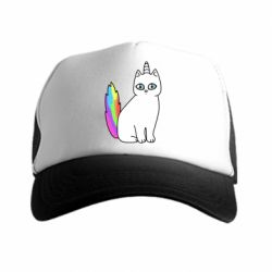 Кепка-тракер Cat Unicorn
