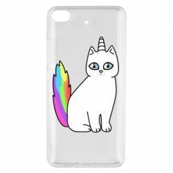 Чехол для Xiaomi Mi 5s Cat Unicorn
