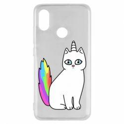Чехол для Xiaomi Mi8 Cat Unicorn