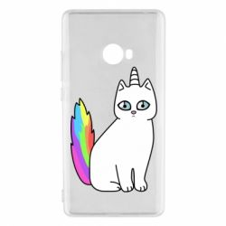 Чехол для Xiaomi Mi Note 2 Cat Unicorn