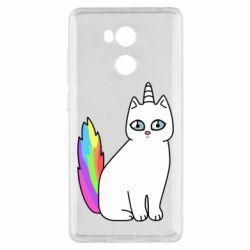 Чехол для Xiaomi Redmi 4 Pro/Prime Cat Unicorn