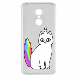 Чехол для Xiaomi Redmi 5 Cat Unicorn