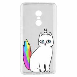 Чехол для Xiaomi Redmi Note 4 Cat Unicorn