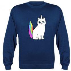 Реглан (свитшот) Cat Unicorn