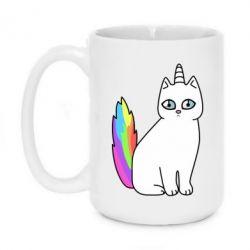 Кружка 420ml Cat Unicorn