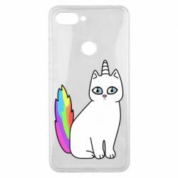 Чехол для Xiaomi Mi8 Lite Cat Unicorn