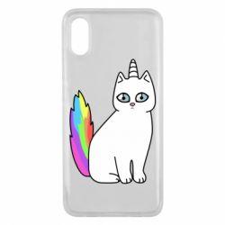 Чехол для Xiaomi Mi8 Pro Cat Unicorn