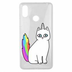Чехол для Xiaomi Mi Max 3 Cat Unicorn