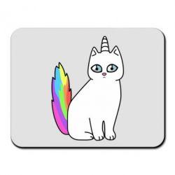 Коврик для мыши Cat Unicorn