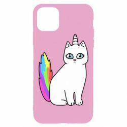 Чехол для iPhone 11 Pro Max Cat Unicorn