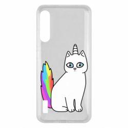 Чохол для Xiaomi Mi A3 Cat Unicorn
