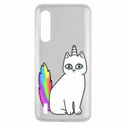 Чехол для Xiaomi Mi9 Lite Cat Unicorn