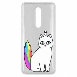 Чехол для Xiaomi Mi9T Cat Unicorn