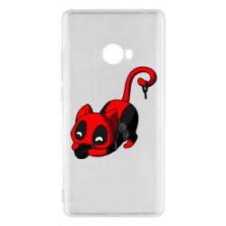Чехол для Xiaomi Mi Note 2 Cat with a grenade