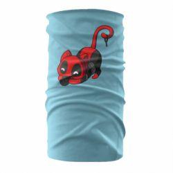 Бандана-труба Cat with a grenade