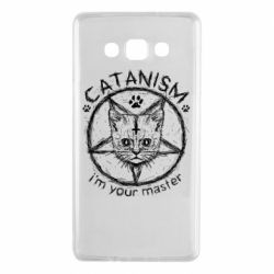 Чехол для Samsung A7 2015 CATANISM i am you master