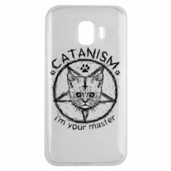 Чехол для Samsung J2 2018 CATANISM i am you master