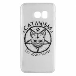 Чехол для Samsung S6 EDGE CATANISM i am you master