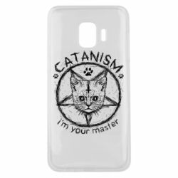 Чехол для Samsung J2 Core CATANISM i am you master