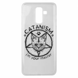 Чехол для Samsung J8 2018 CATANISM i am you master