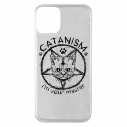Чехол для iPhone 11 CATANISM i am you master