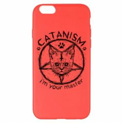 Чехол для iPhone 6 Plus/6S Plus CATANISM i am you master