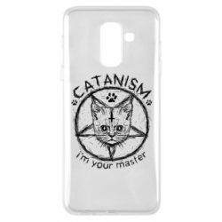 Чехол для Samsung A6+ 2018 CATANISM i am you master